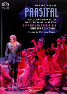 DVD Parsifal