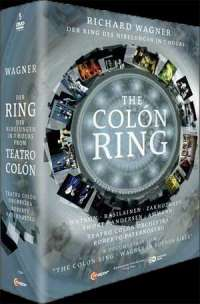 Colón-Ring (Blu ray-Box)