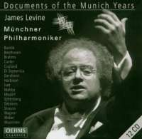 James Levine (CD-Box)