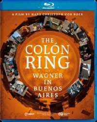 Colón-Ring Doku (Blu ray)
